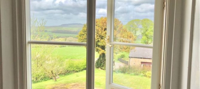Bespoke Timber Casement Windows, Chipping, Longridge Fell