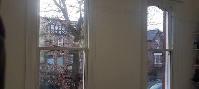 Double Glazed Sash Windows, Manchester