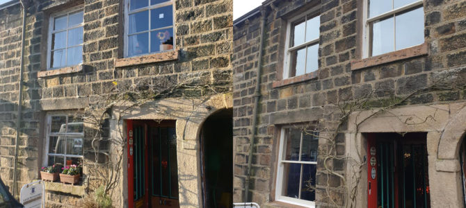 Sash Window Renovation Ribchester